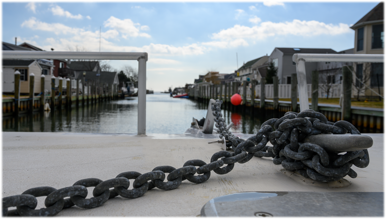 Catapult-anchor-chain