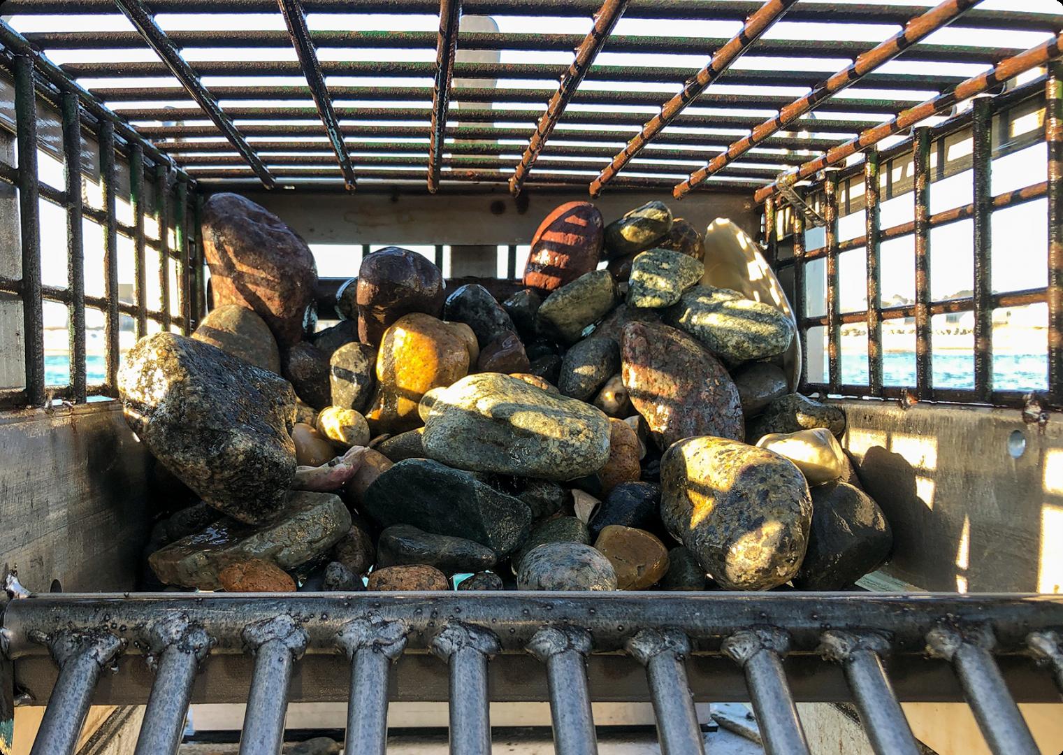 Loaded-basket-Rocks